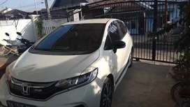 Honda jazz RS cvt 2018