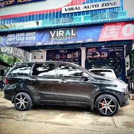Velg Mobil Avanza bisa dicicil HSR r17 di toko Velg Mobil Banda Aceh