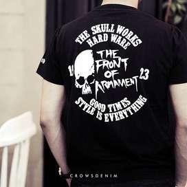 T-Shirt Crows Zero TFOA