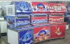 Soda machine and softy machine manufacturer