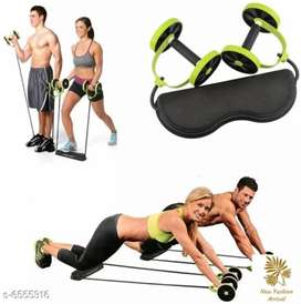 Free home delivery of Revolex Xtreme Fitness Exe. Resistance Tube Rope