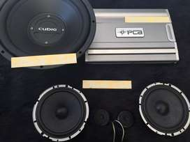 ^^ Speaker 2way Trans , Power PCA , Subwoofer Cubig