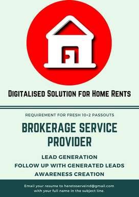 Hiring Brokerage Service Providers