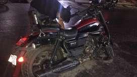 Um renegade bike