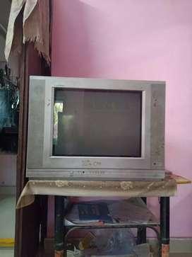 A good condition tv