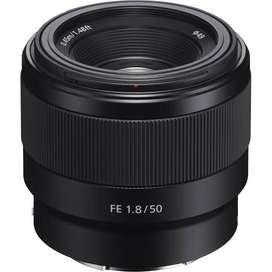 Cari tukar tambah lensa sony 50mm dengan 35mm