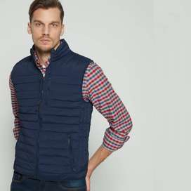 Original GAP Vest Man Jacket! Rompi Jaket Pria Scooter Vespa Murah - B