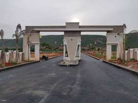Individual House With Full Features In Gated Community At Atchutapuram