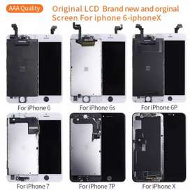 All apple Care original display available with warranty