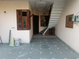 Ground 3bhk owner free for rent