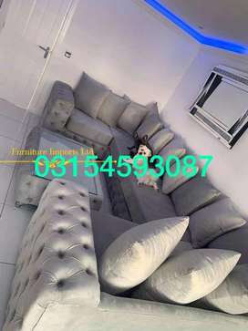 L shape | U shape sofa sets