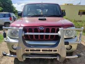 Mahindra Scorpio 2.6 Turbo 7 Str, 2005, Diesel