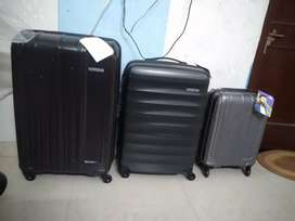 Brand New American Tourister Trolley