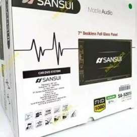 DOUBLE DIN SANSUI 5201i terbaik di tambelang kab bekasi