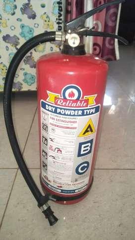 fire cylinder gas