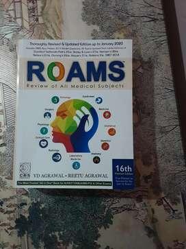 Roams pg prep book