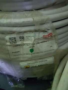 Kabel NYM 5 x 2.5 mm2 merk KABEL METAL INDONESIA