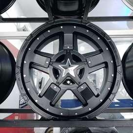 Velg racing mobil Triton ring 20 bisa kredit dan tukar tambah juga