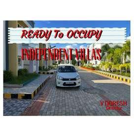 "BEAUTIFUL "" Independent Villas "" in KAPULUPPADA, BHEEMILI"