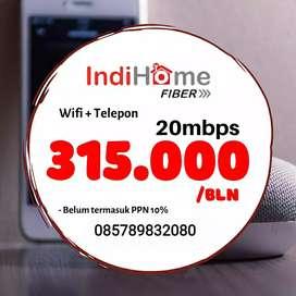 indihome internet 20mbps