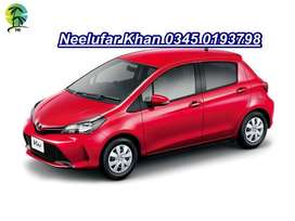 Toyota Vitz get on easy monthly installments