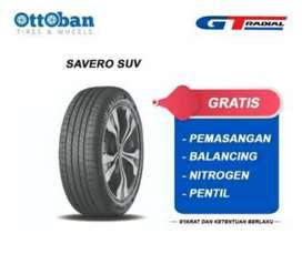 Jual Ban mobil GT Radial Savero Suv 235/60 R18 bisa buat Xtrail CR-V