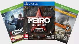 Video Games available on easy monthly Installments