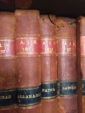 Legal Library- All India Reports- AIR 1923-1947