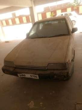 Honda Accord, 1986, Petrol