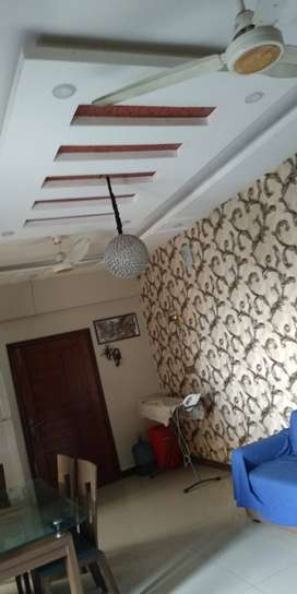 3 years old building, no ceiling, no seepage