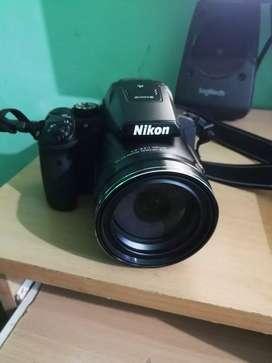 Nikon Coolpix P900 Mega Zoom Camera