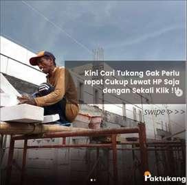 Jasa Tukang, Bangun dan Renovasi Rumah FREE Konsultasi RAB Malang Raya