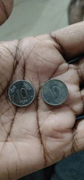 Old indian coin..