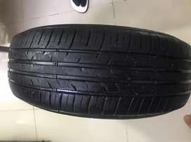 (URGENT SALE used Tyre for GLI Size 205 /65 /15)