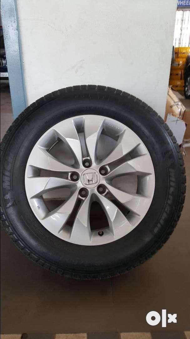 Honda CR-V 2.4L 4WD AVN, 2018, Diesel 0
