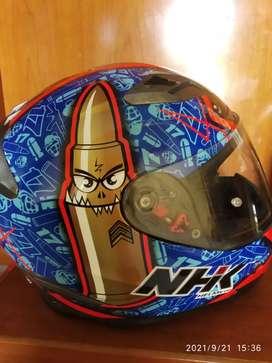 Helm full, NHK ROAD FIGHTER