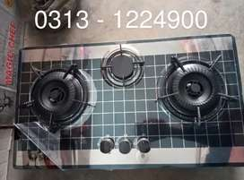 S.G automatic stove