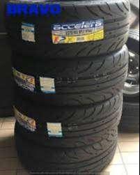PROMO Ban Mobil Semi Slick ACCELERA 651 SPORT 225 45 R17 Bukan Dunlop