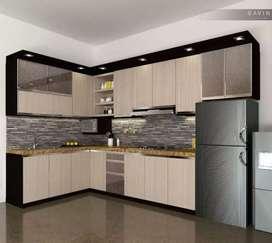 Bm interior Kitchenset hpl