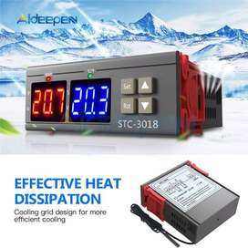 Digital STC-3028 Temperature & Humidity Controller Thermostate Hygrome
