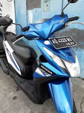 Honda Beat 2013 injeksi istimewa