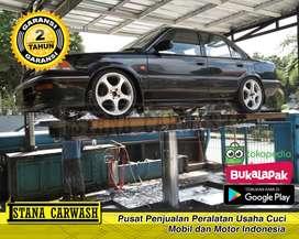 Hidrolik IKAME Cuci Mobil Usaha Steam Carwash Motor GARANSI RESMI