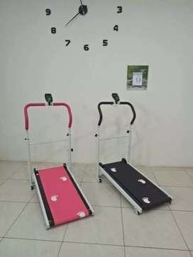 TL 001 manual treadmill h&p