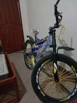 Gear wali bicycle