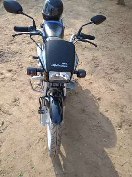 The new bike top condition