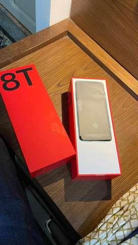 One plus 8T 8gb 128