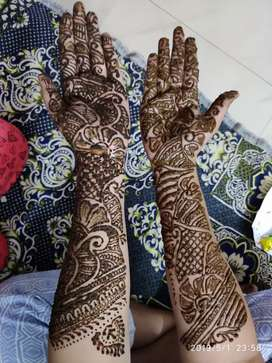 Bridal mehandi at lowest cost