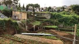 Kepoin nih tanah untuk bangun rumah lokasi pinggir jalan