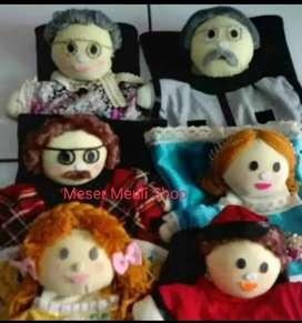 Boneka Tangan Anak Lucu Harga Terjangkau