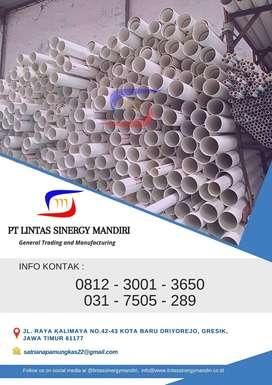 """PIPA PARALON PVC MASPION AW PUTIH 1"""" MURAH READYY"""